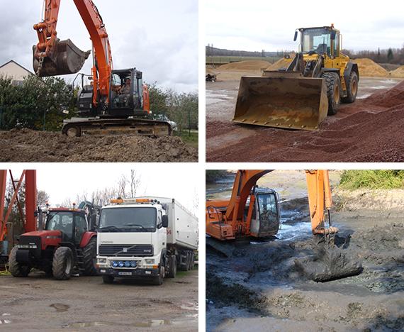 Quatre photos de matériel tp disponible à la vente et la location à Benais en Indre-et-Loire (37)